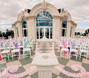 主题婚礼布置